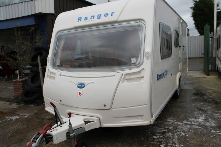 Bailey Ranger 2007 5 Berth £7495 now sold Image
