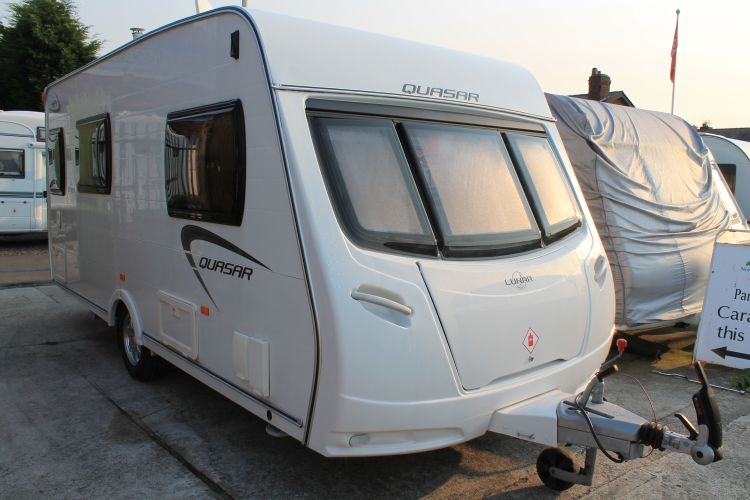 Lunar Quasar 2011 494 4 berth now only £7495 Image