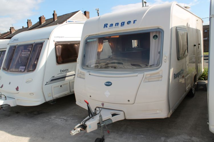 Bailey Ranger Series 5 2008 2 berth £4795 now sold Image