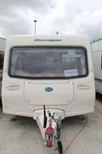 Bailey Ranger 2004 540/4L 4 Berth £5795 Image
